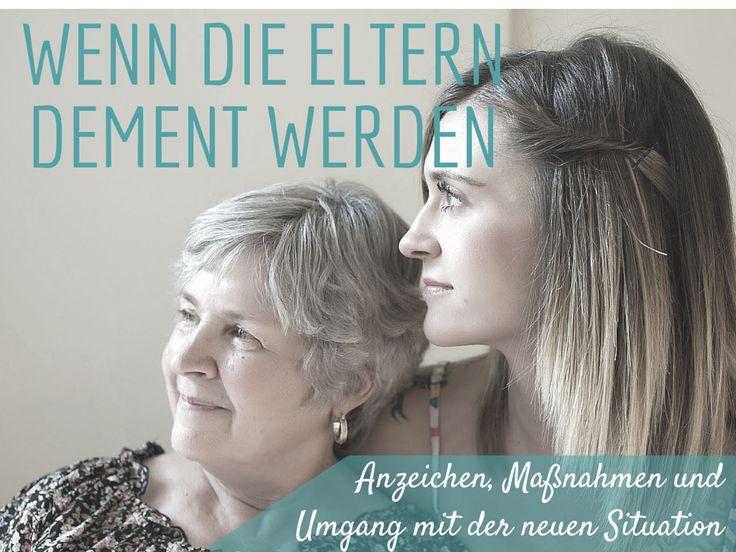 Wenn die Eltern dement werden ist das eine große Belastung für die ganze Familie. Anzeichen, Maßnahmen und Tipps zum Umgang mit der Situation von einer Sozialpädagogin.  http://einfachstephie.de/2015/08/14/wenn-die-eltern-dement-werden/ #demenz #dementia #alzheimer