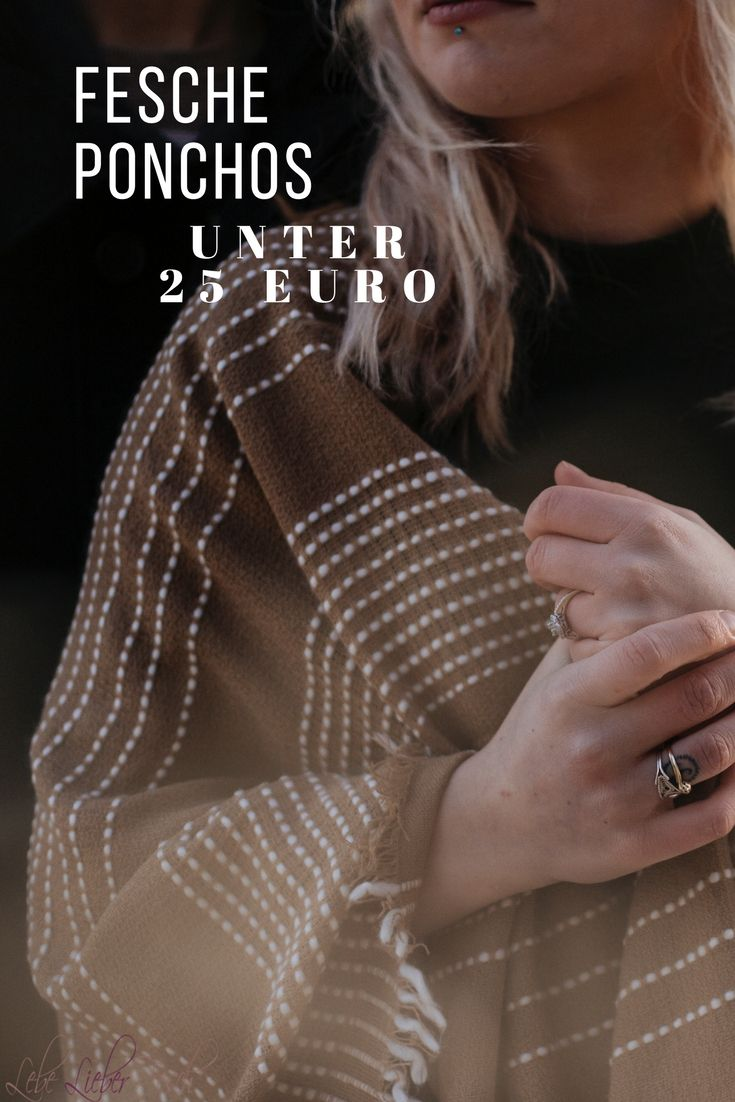 ONLY Damen Onlashford Open Poncho Knt   Fesch Anziehen - Fashion Trends    Pinterest   Ponchos, Action and Fashion ce9c64f1f005