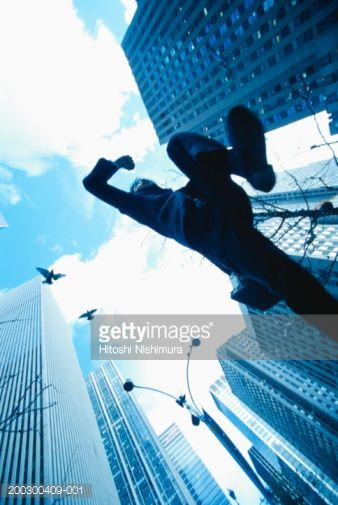 running person seen from below - Google 검색