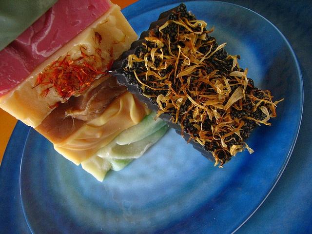 Handmade Soap by Aromatic Essence.