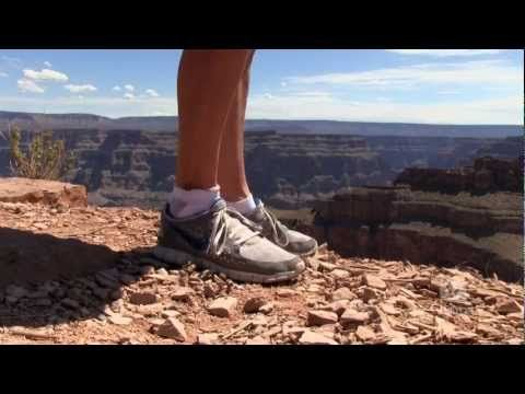VIDEO: Las Vegas - Grand Canyon West Rim Air and Ground Day Trip #travel