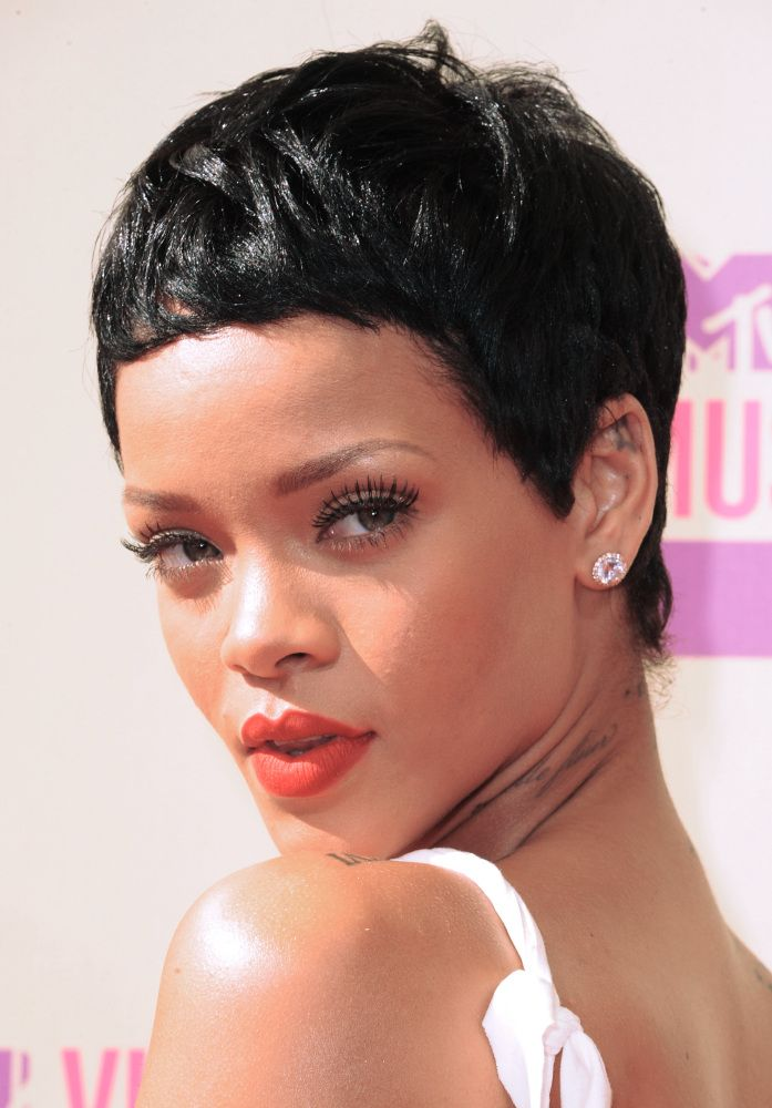 rihanna pixie cut ideas