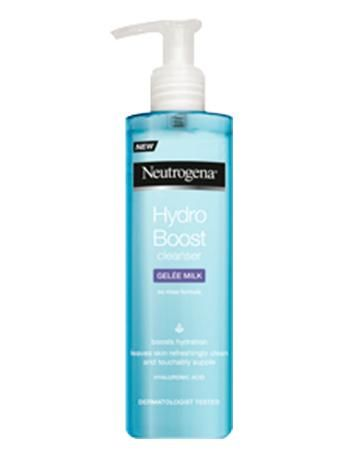 Face Cleanser || Hydro Boost Cleanser Gentle Milk- Cleanser Combining the Lightness of a Gel