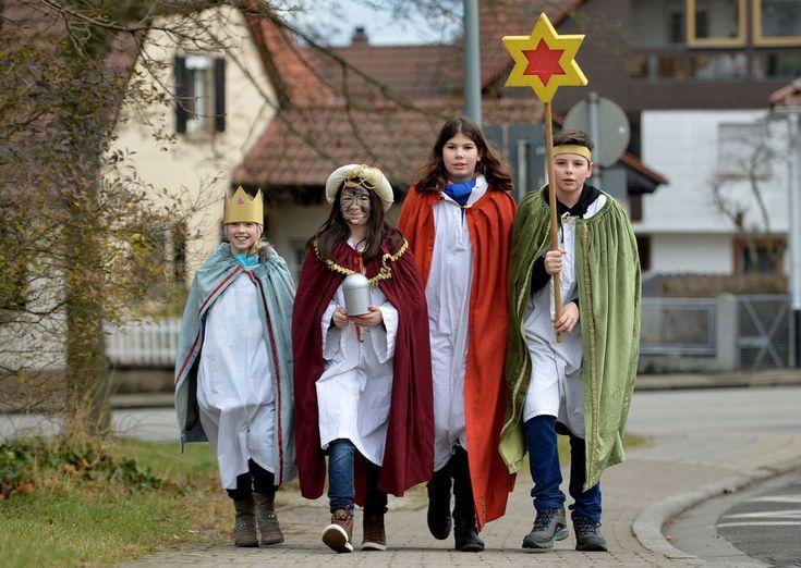 Em diversos países da Europa comemora-se hoje o Dia de Reis, que relembra a  chegada dos reis magos a Belém. Na Alemanha, as comemorações são muitas!