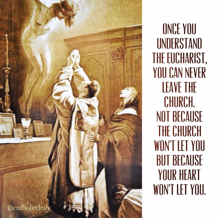 Eucharist  #Catholic