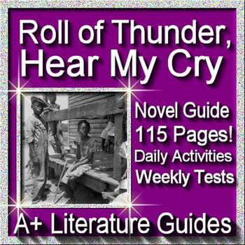 "an analysis of the roll of thunder hear my cry by mildred d taylor The litwits kit for roll of thunder, hear my cry by mildred d taylor everything in this ""experience kit"" comes from our unique sensory workshops on roll of thunder, hear my cry  it's packed with hands-on ways to get into the characters' shoes."