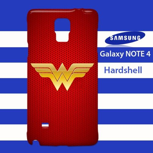 Wonder Woman Logo Samsung Galaxy Note 4
