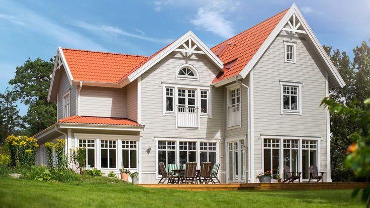 Hus i klassiskt stil | Rörvikshus