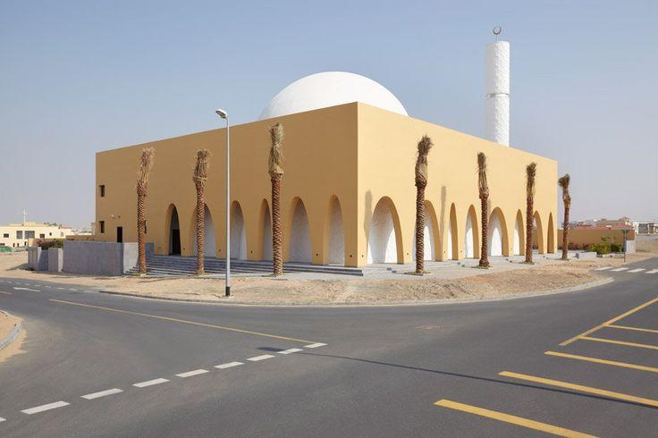Al Warqa'a Mosque by Ibda Design