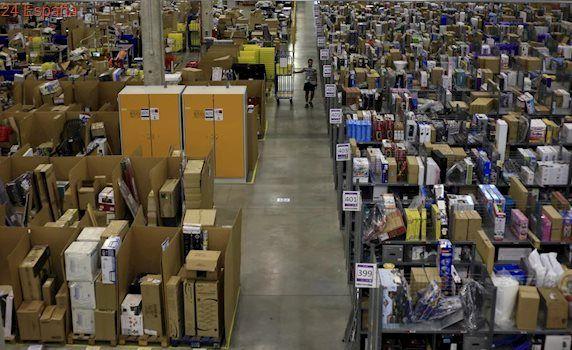 Amazon abrirá su centro logístico de Barcelona el 4 de octubre