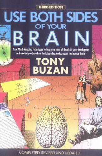 Use Both Sides of Your Brain: New Mind-Mapping Techniques, Third Edition (Plume) by Tony Buzan. $10.20. Publisher: Plume; Revised edition (January 1, 1991). Reading level: Ages 18 and up. Author: Tony Buzan. Series - Plume