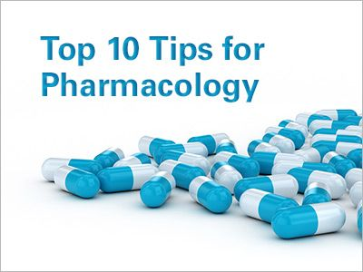 Pharmacology – the study of drugs and their uses and effects. The name alone strikes terror into the hearts of nursing students. Fear not! Read more to find helpful tips to make it through Pharmacology.