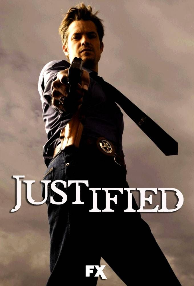 Justified TV Show Poster