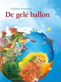 boek met platen. een reis in een luchtballon. erg leuk om met de kinderen te bekijken. vanaf groep 3 kunnen ze ook zelf woordjes/zinnetjes erbij schrijven.