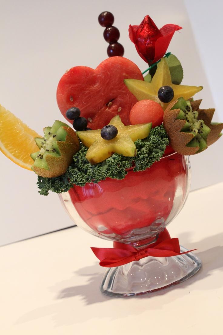 Valentine Fruit 57 Best Fruit Bouquet Ideas Images On Pinterest Fruit