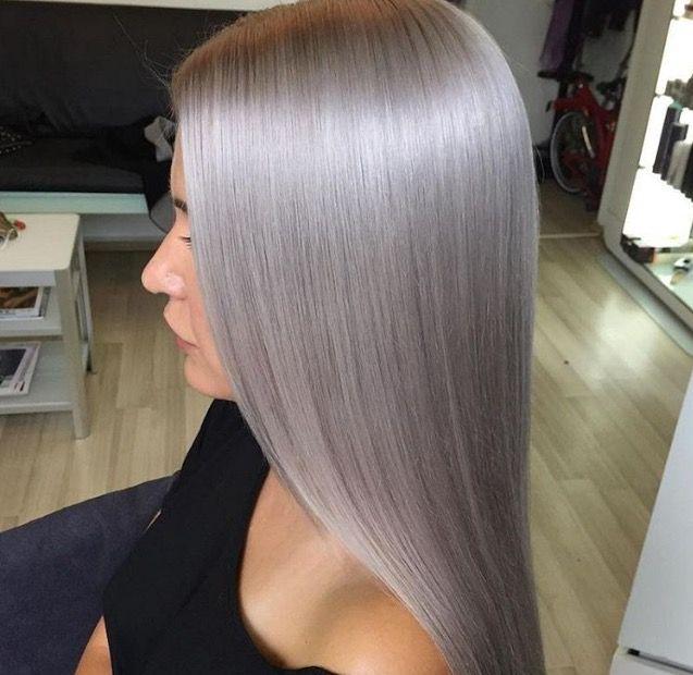 Haare blond farben mit wella koleston