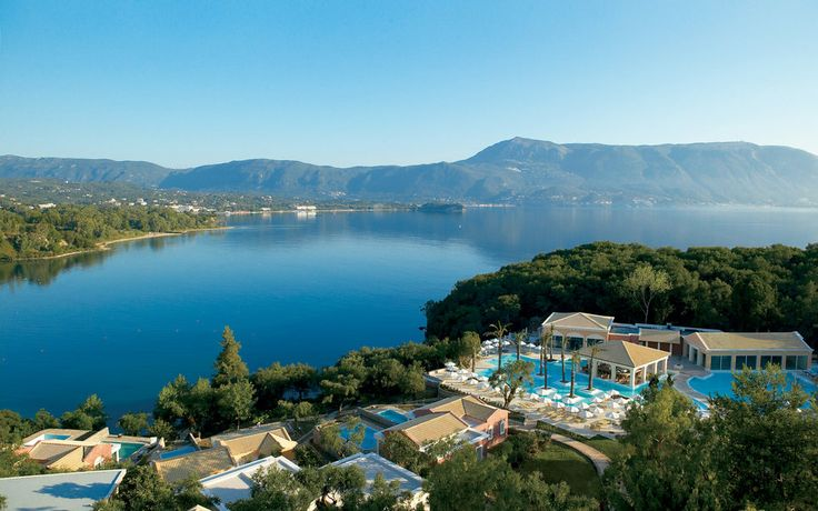 Grecotel Eva Palace  Corfu, Greece