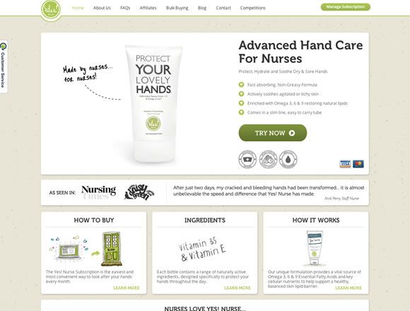 Yes Nurse
