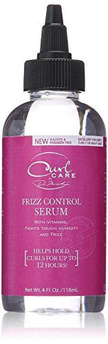 Dr Miracles Curl Care Frizz Control Serum 4 Ounce -- Check this awesome product by going to the affiliate link Amazon.com at the image.