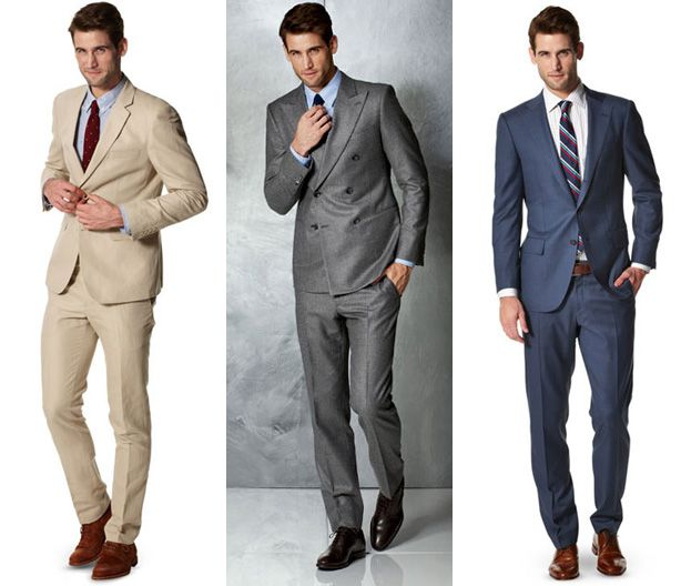 Spring Suit Upgrades - Best Suits for Men in Spring - Esquire