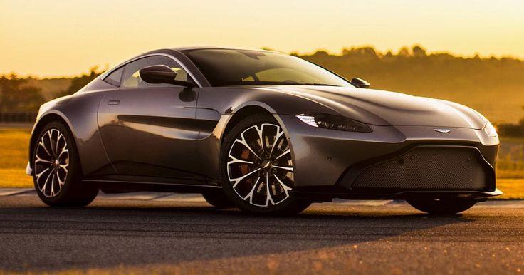 Hurry Up, New Aston Martin Vantage Is Almost Sold Out For Its First Year #Aston_Martin #Aston_Martin_Vantage