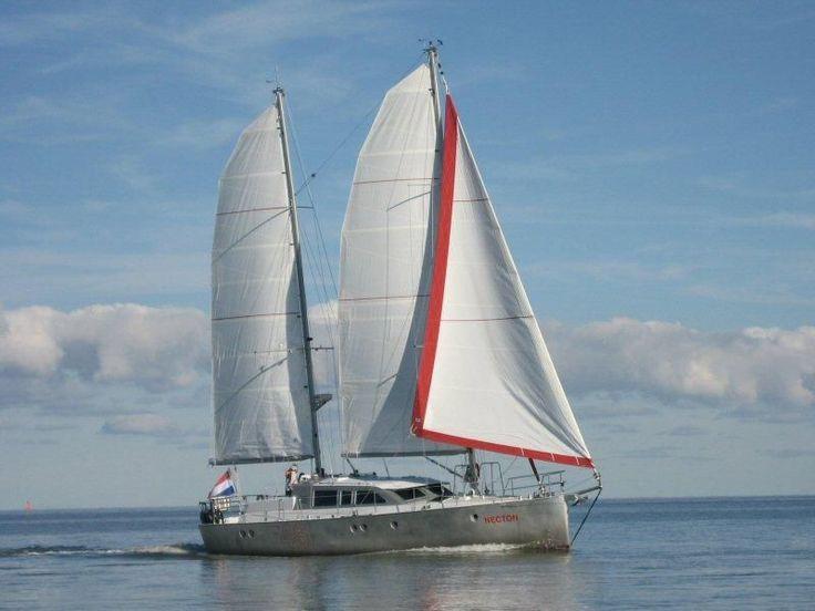 2011 Explorer Aluminium 46 One Off Willem Nieland Sail Boat For Sale