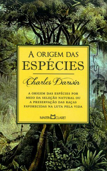 A Origem Das Espécies - Col. A Obra-Prima de Cada Autor - Série Ouro 23
