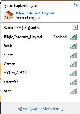 en yaratıcı ve komik wifi isimleri