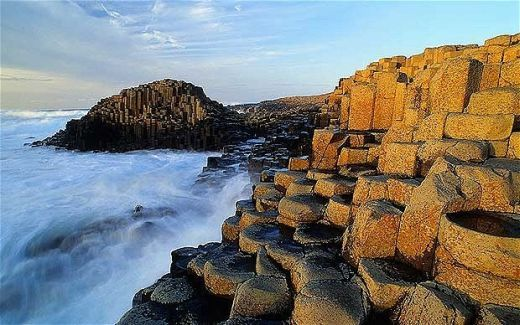 Giant Causeway in Ireland – Facts and Legend