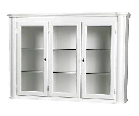 17 meilleures id es propos de buffet vitrine sur pinterest d corations de - Buffet vitrine blanc ...