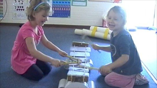 Early Childhood Education australian music colleges