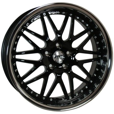 rims | ... Guide to Choosing a Type of Black Rim | Tires Wheels And Rims