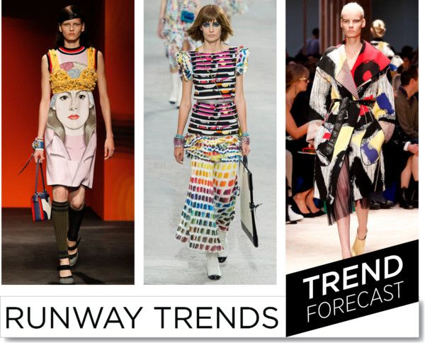 Art Trend SS2014 http://www.sandrascloset.com/the-most-important-ss-2014-runway-trends/