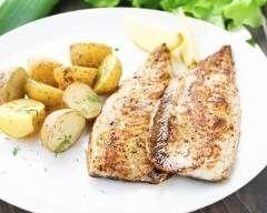 Poisson grillé à l'asiatique : http://www.cuisineaz.com/recettes/poisson-grille-a-l-asiatique-42790.aspx