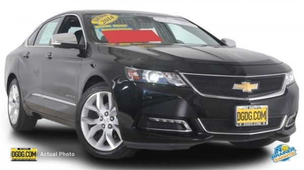 Used 2014 Chevrolet Impala for Sale in San Jose, CA – TrueCar