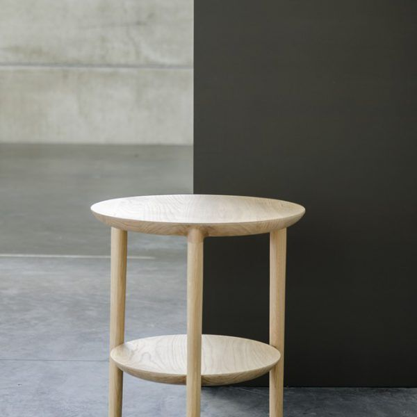 The new side table is the next step in the Bok collection\u0027s