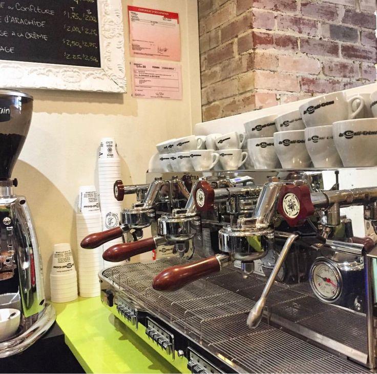 ELEKTRA MACHINE LE CAFÉ CRÈME