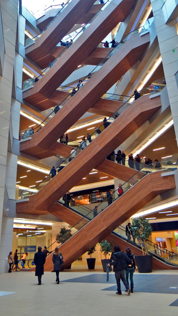 Costanera Center - Chile - Retail - Shopping Center - Cencosud