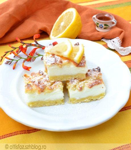Ezt a süteményt már nyár elejétől el akarom készíteni, mivel itt már igazi őszi hangulat van, így gondoltam itt az ideje egy jó citromos süteménynek. Süssétek meg ti is, mert nagyon finom :)…