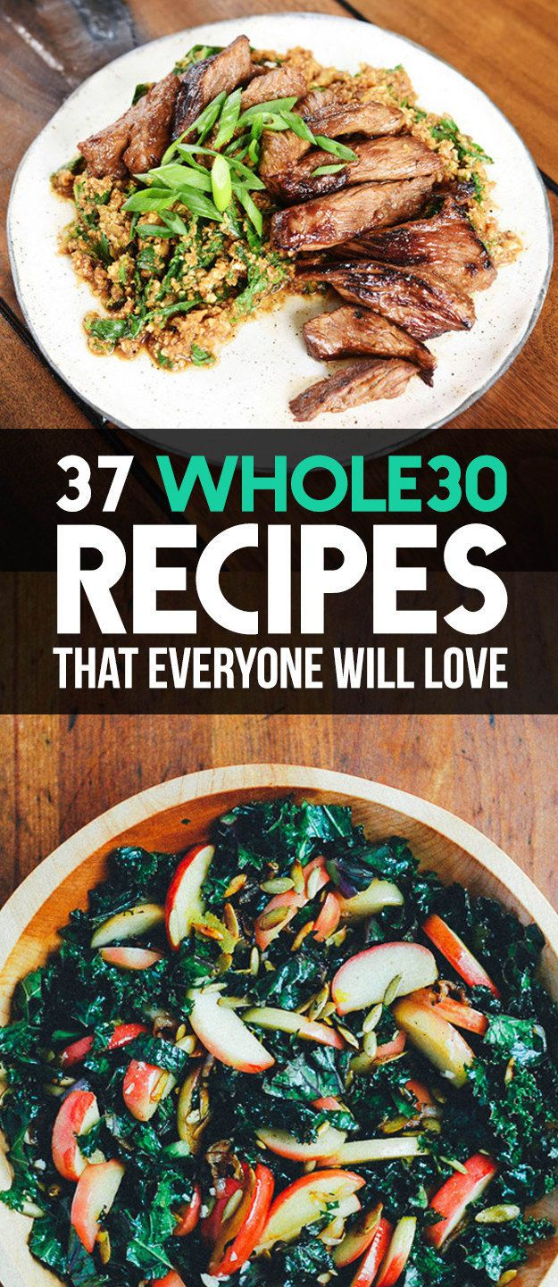 37 Whole30 Recipes That Everyone Will Love