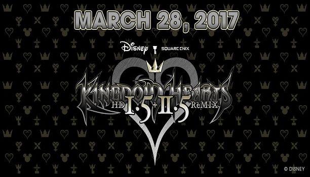 Durante la Paris Games Week Square Enix y Disney han sorprendido a todos los fans con algo bastante inesperado: Kingdom Hearts HD 1.5  2.5 ReMIX se lanzará en PlayStation 4 el próximo 31 de marzo de 2017.  Este recopilatorio remasterizado en alta definición lleva seis aventuras de Kingdom Hearts a PlayStation 4 y en combinación con el próximo lanzamiento deKingdom Hearts HD 2.8 Final Chapter Prologue proporciona a los fans la oportunidad de vivir todos sus momentos favoritos de la serie por…