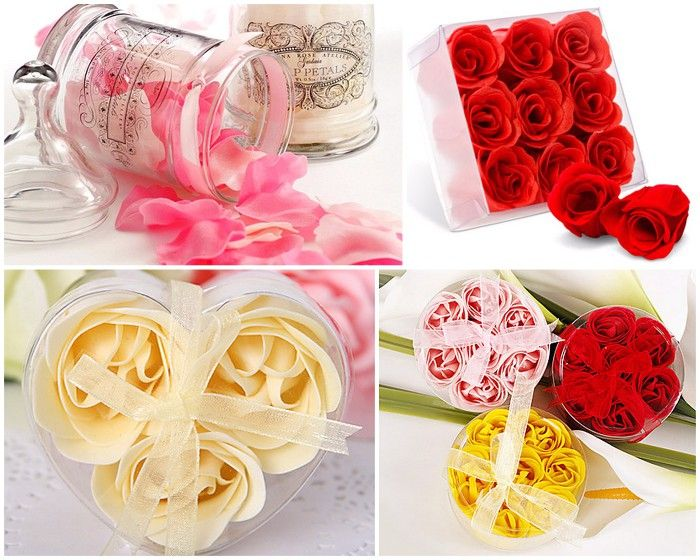 Roses Soap: best present idea!