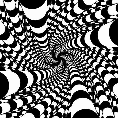 GIFs Hipnóticos de David Skazaly