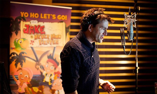 USA: David Tennant's Episode Of Jake And The Never Land Pirates Premieres Monday 6th July | DAVID TENNANT NEWS FROM WWW.DAVID-TENNANT.COM