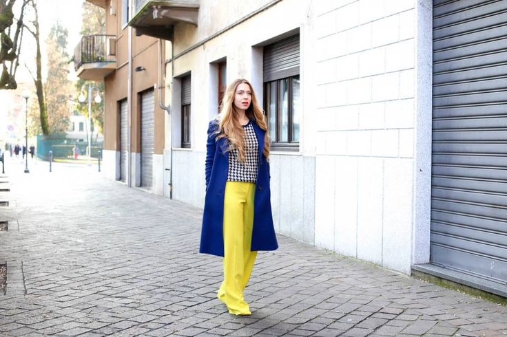 BarbieLaura wearing G2G yellow pants  #g2gdream - So Sweet Pr http://www.barbielaura.com/2015/02/primary-colors-outfit/ www.g2gdream.com