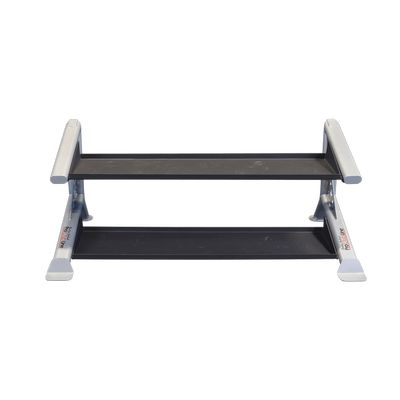 Body Solid 2 Tier PCL Commercial Kettlebell Rack