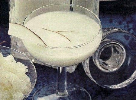 come fare liquore al cocco