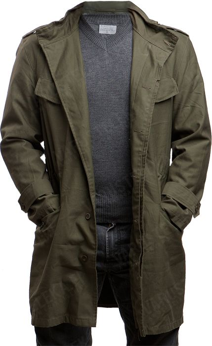 This could be The Parka I've been semi searching for years - Varusteleka