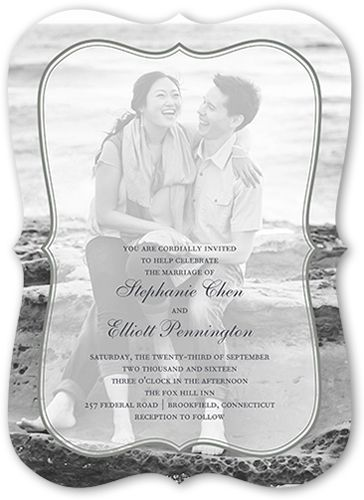 9 best Wedding Invitation Examples images on Pinterest Invitation - best of invitation card wedding format