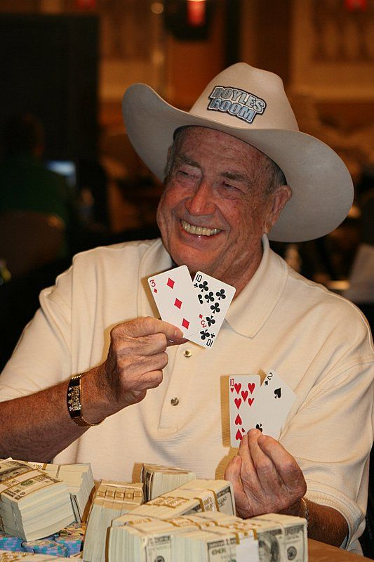 Doyle Brunson | Doyle Brunson - Texas Dolly - Poker Player - PokerListings.com